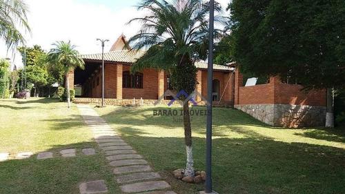 Locação / Venda - Chácara, Jardim Boa Vista, Jundiaí-sp - Ch0015