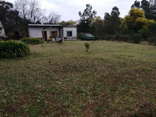 Imagen 1 de 11 de Casa Neptunia Sur A Reciclar A 3 Cuadras Del Arroyo
