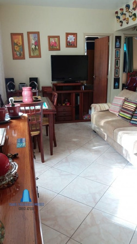 Imagem 1 de 6 de Apartamento A Venda No Bairro Parque Hotel Em Araruama - Rj. - 573-1