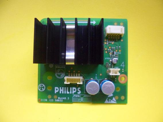 Placa Amplificadora Saida Som Tv Philips Mod 23pf 8970m /78