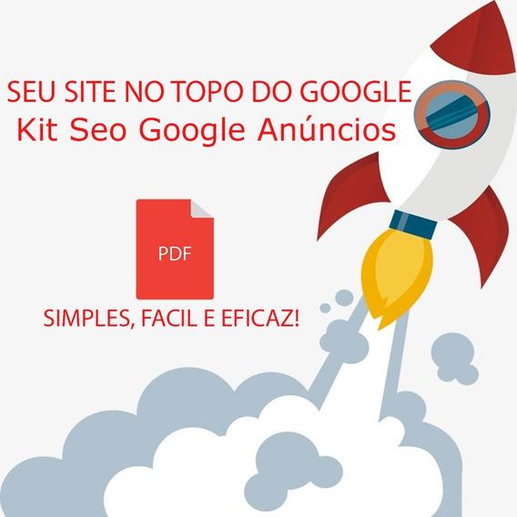 Kit Seo Google Anúncios - Você No Topo! Pdf