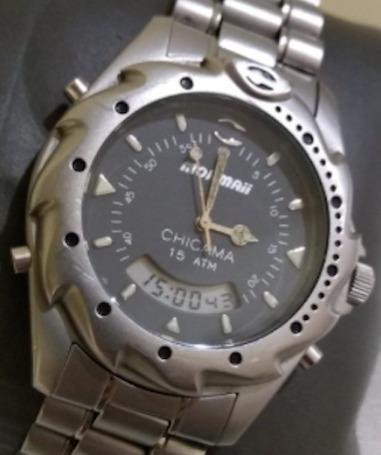 Relógio Mormaii Technos Chicama Excelente Estado