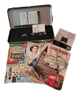 Caneta James Wines-pock London E Marcador Magnético-combo 8