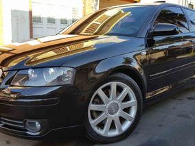 Audi A3 2.0 Fsi S-line Mt Cuero Excelente!!