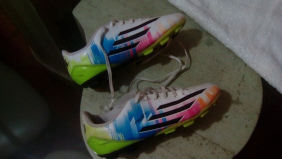 Zapatos adidas Messi Original Taco Futbol Campo Talla 35