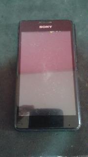 Smartphone Sony Xperia E1 D2114 - Não Liga