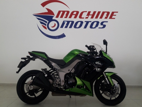 Kawasaki Ninja 1000 2012 Verde Toda Original