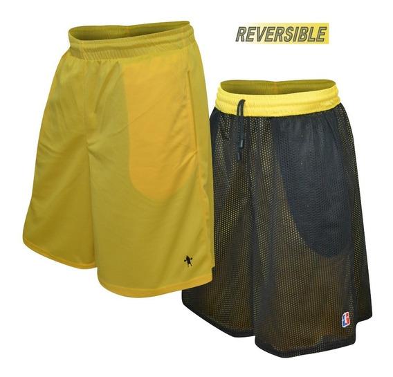 Short Reversible Baller Brand Hype A Basquet