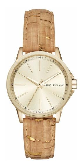 Reloj Armani Mujer Cuero Tienda Oficial Ax4350