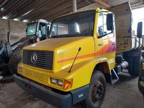 Mercedes-benz Mb 1214 Caçamba/ 1414 Tanque Pipa