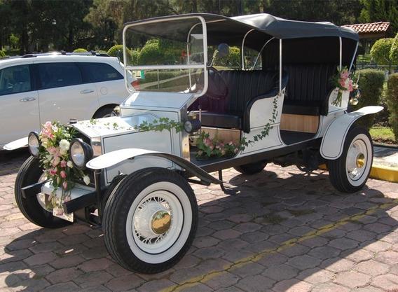 Packard 1908 Touring Replica