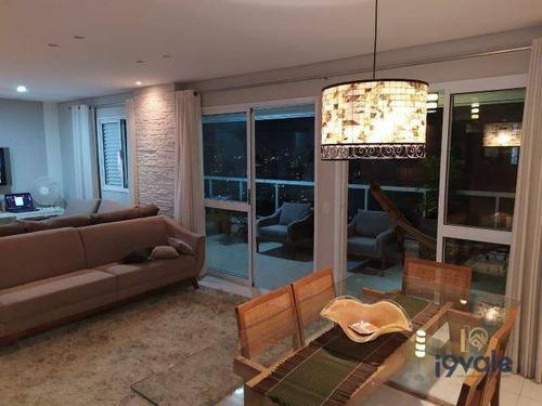 Lindo Apartamento Sky House Sol Da Manhã À Venda, Jardim Aquarius, São José Dos Campos. - Ap1541