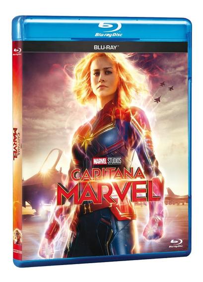 Blu Ray Capitana Marvel