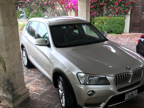 Bmw X3 2.0 Xdrive28ia At 2013