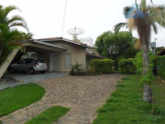 Casa Residencial À Venda, Terras De Itaici, Indaiatuba. - Ca1943