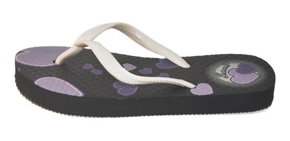 Ojotas Nena Corazones Small Shoes