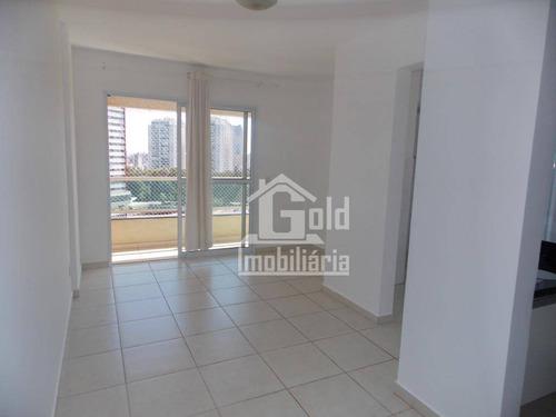Apartamento Com 1 Dormitório À Venda, 46 M² Por R$ 255.000,00 - Nova Aliança - Ribeirão Preto/sp - Ap4387