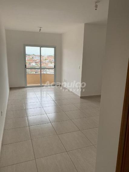 Apartamento À Venda, 2 Quartos, 2 Vagas, Jardim Santa Rosa - Nova Odessa/sp - 16392
