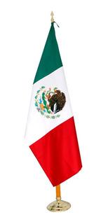 Bandera Mexico 90 X 158 Cm. Envío Gratis