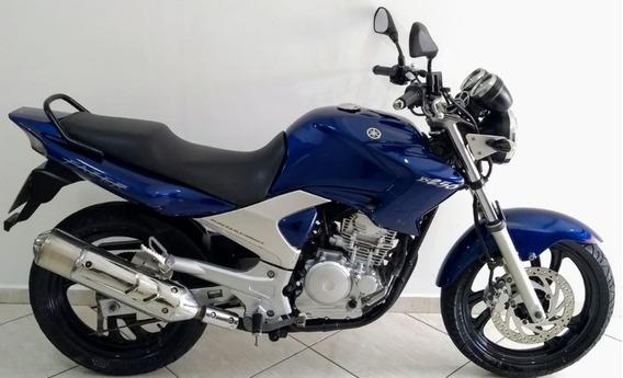 Yamaha Ys 250 Fazer 2008 Azul