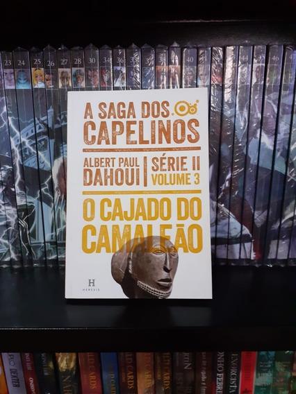 O Cajado Do Camaleão, Col. A Saga Dos Capelinos, Série2 Vol3