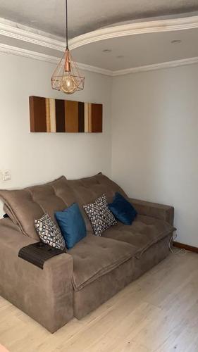 Imagem 1 de 12 de Apartamento À Venda, 2 Quartos, 1 Vaga, Arvoredo 2ª Seção - Contagem/mg - 25383