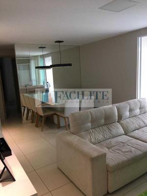 Apartamento A Venda, Altiplano Cabo Branco - 2938