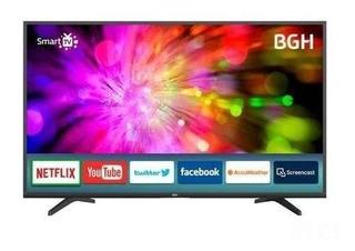 Televisor Led 32 Bgh Smart Tv Hd 32 Aoc - Iken