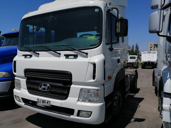 Tracto Camion Hyundai Hd500, Año 2012, Facilidades