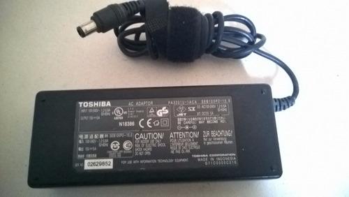 Fonte Carregador Notebook Toshiba Pa3201u-1aca