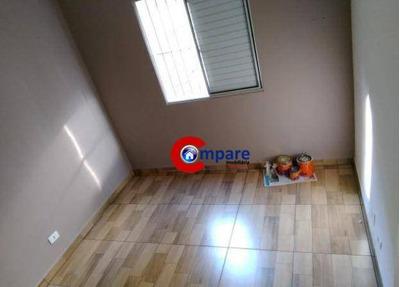 Apartamento Com 2 Dormitórios À Venda, 50 M² Por R$ 185.000 - Jardim Adriana - Guarulhos/sp - Ap7328