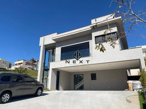 Casa Com 6 Dormitórios, 486 M² - Venda Por R$ 5.300.000,00 Ou Aluguel Por R$ 37.000,00/mês - Gênesis 2 - Santana De Parnaíba/sp - Ca0550
