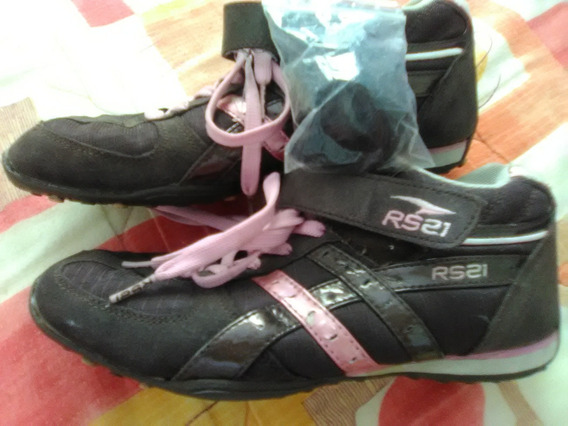 Zapatos Deportivos Usados Rs21