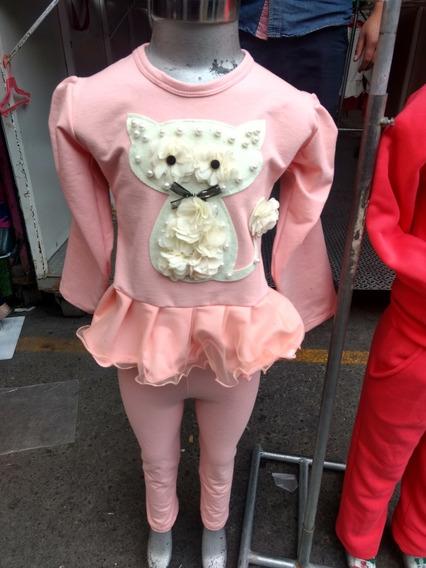 Moda Infantil De Niña