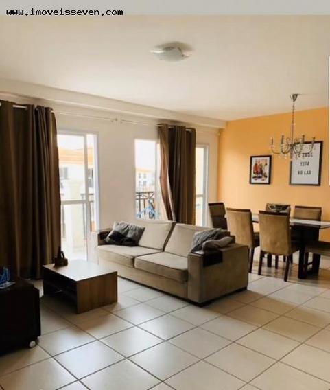 Cobertura Duplex Para Venda Em Natal, Lagoa Nova, 4 Dormitórios, 2 Suítes, 1 Banheiro, 3 Vagas - _1-1353986