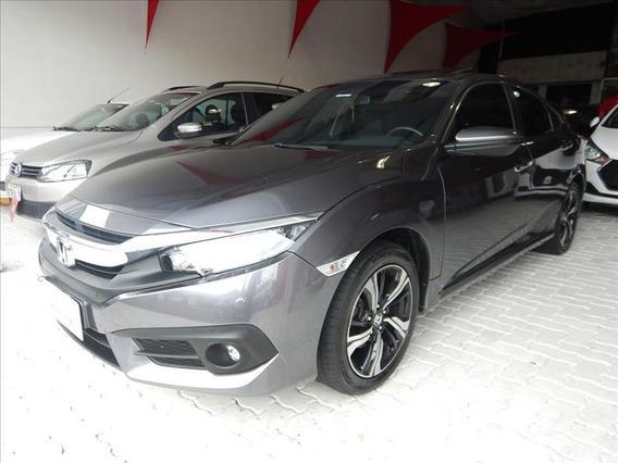 Honda Civic 1.5 16v Turbo Gasolina Touring 4p Cvt 2017