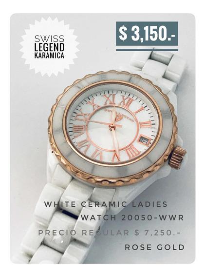 Reloj Swiss Legend Karamica