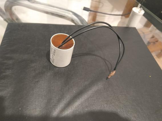 Capacitor Original Centrifuga Suggar 127v