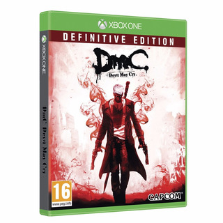 Devil May Cry Nuevo Para Xbox One