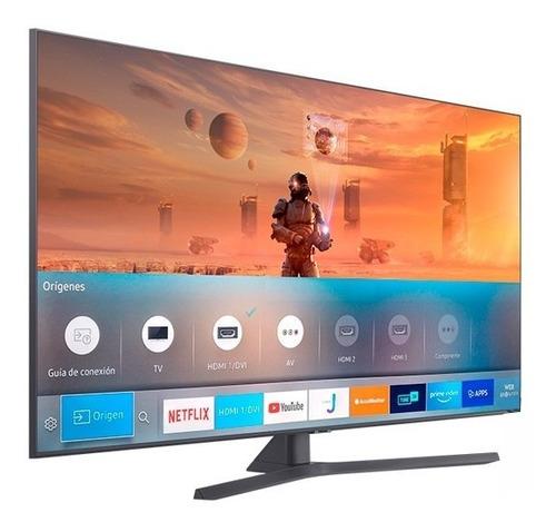Tv Samsung 55tu8500 Led 4k Uhd Plateado Voz Magic Premiun 20