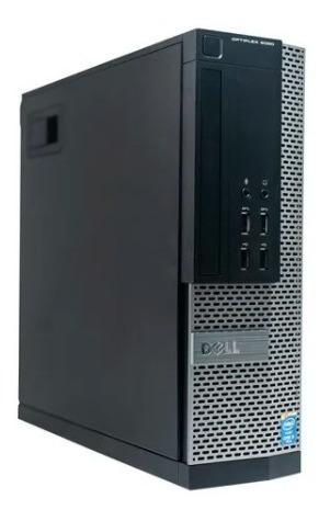 Cpu Desktop Dell Optiplex 9020 I5 4ª Ger. 4gb Ram 500gb Hd