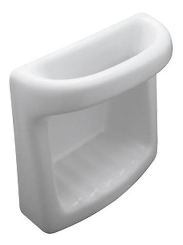 Jabonera Con Agarradera Para Baño Modelo Abs3u/b Ferrum