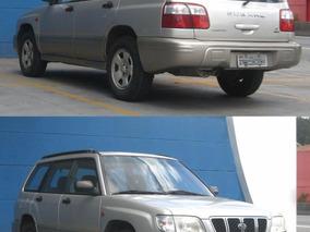 Subaru Forrester 2.0 4x4 Automatica 2000