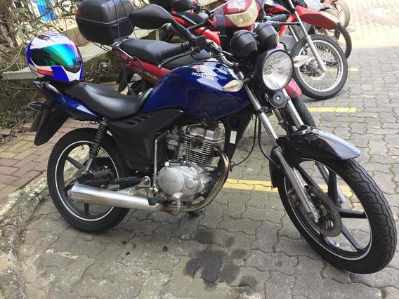 Honda Cg Fan 125 Ks
