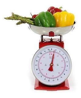 Peso Balanza De Cocina Con Bandeja De Acero