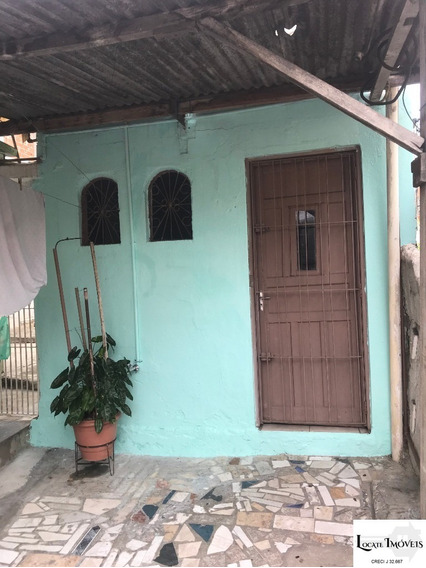 Casa 1 Dormitório Em Frente A Estação Dom Bosco Para Locação Em Itaquera - Ca00037 - 34439489