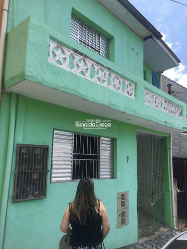 Sobrado, À Venda, No Cangaíba, São Paulo - R$ 260 Mil - V3030