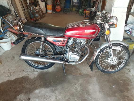 Honda Cg 125cc Japonesa