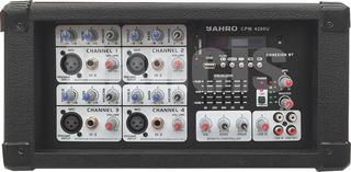 Amplificador Mezclador De Audio Jahro Usb Mp3 Bluetooth Fm