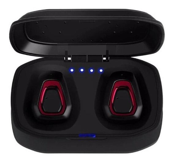Mini Fone De Ouvido Sem Fio Bluetooth Fone Earbuds Portátil
